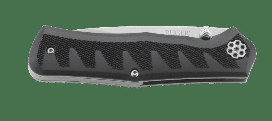 Фото 12 - Полуавтоматический складной нож CRKT Crack-Shot™ Compact, сталь 8Cr13MoV, рукоять термопластик