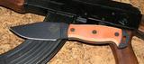 Нож с фиксированным клинком Ontario RD4 Orange G10 - купить в интернет магазине