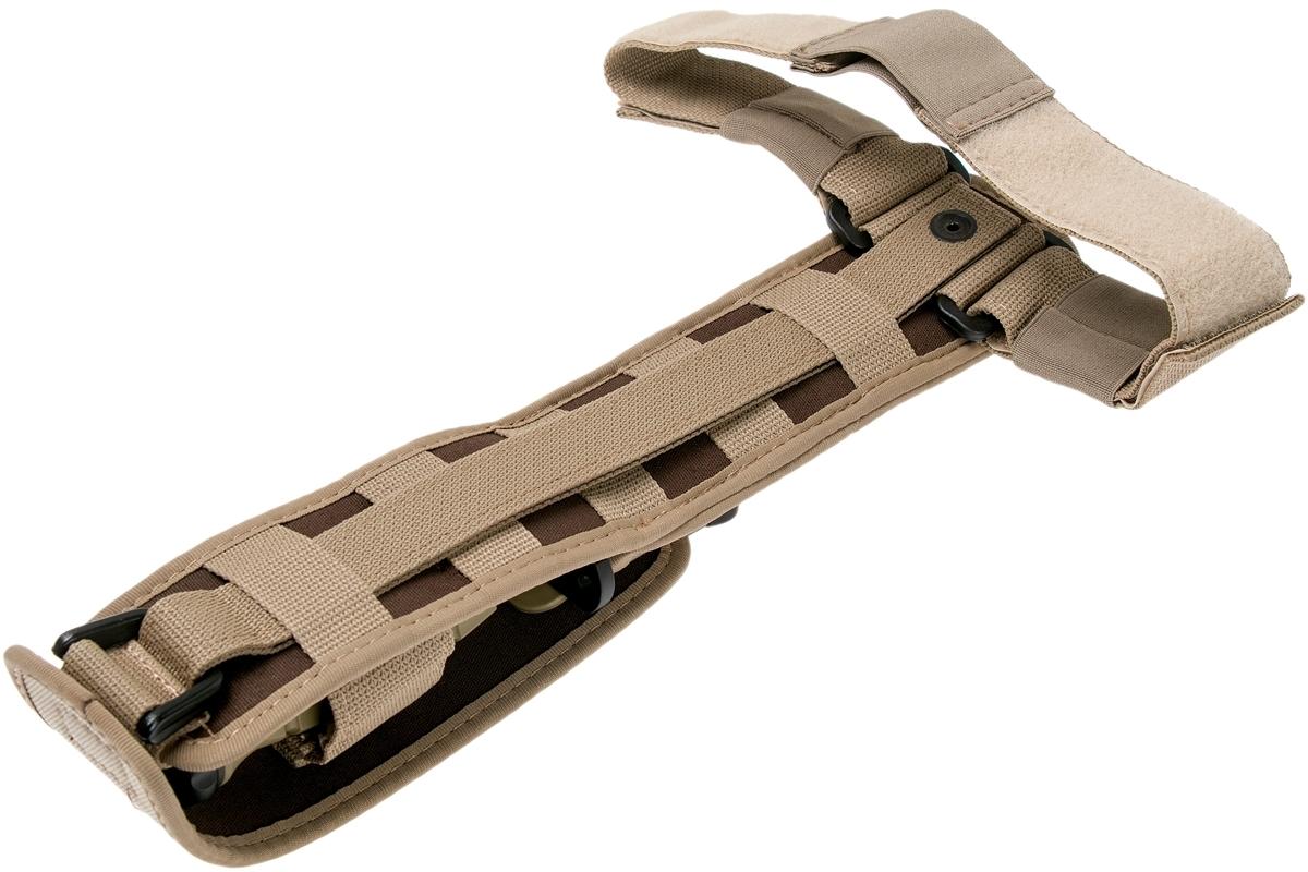 Фото 5 - Нож с фиксированным клинком Extrema Ratio MK2.1 Desert Warfare - Laser Engraving, сталь Bhler N690, рукоять пластик