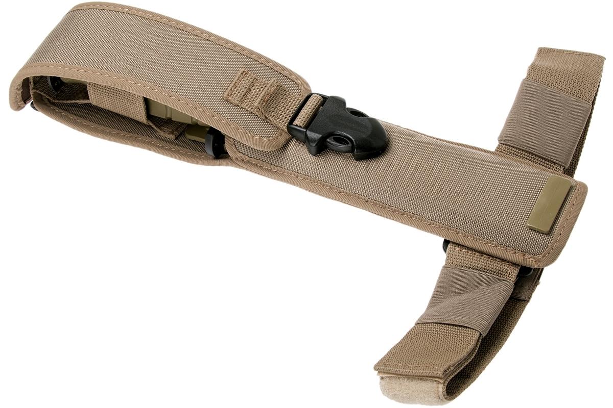 Фото 6 - Нож с фиксированным клинком Extrema Ratio MK2.1 Desert Warfare - Laser Engraving, сталь Bhler N690, рукоять пластик