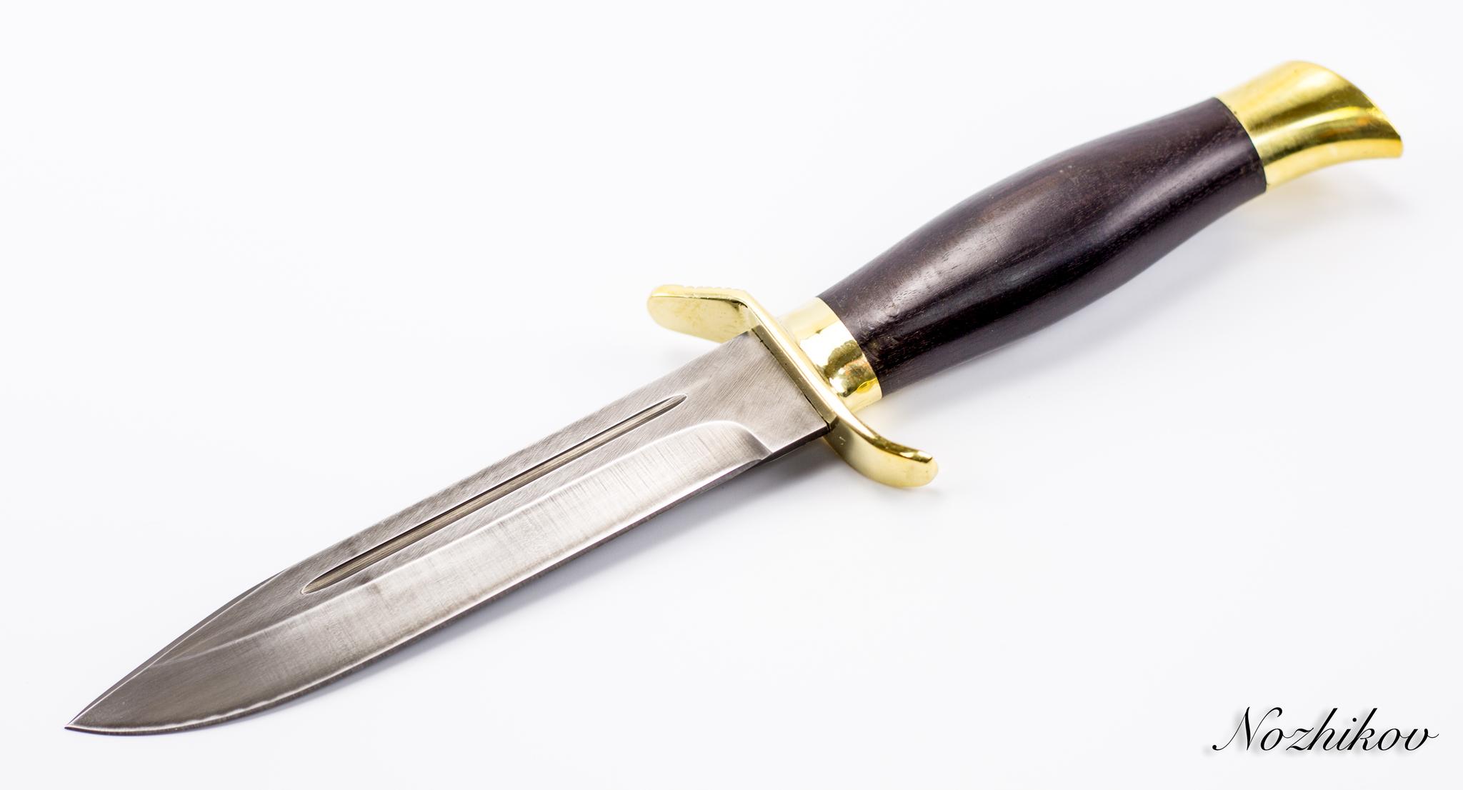 Фото 7 - Нож НР-40 алмазка, граб от Мастерская Климентьева