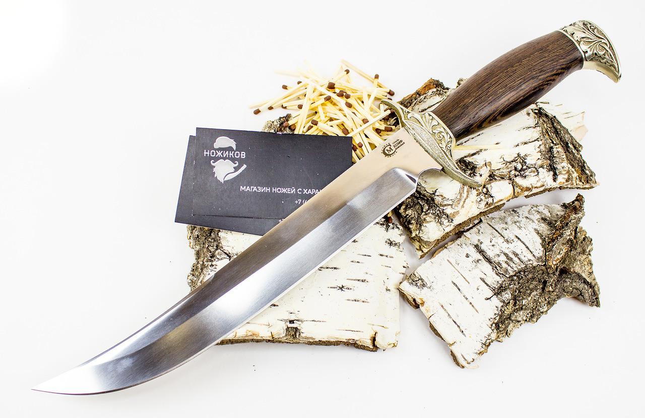 Фото 7 - Нож Шайтан, кованая сталь Х12МФ от Кузница Семина