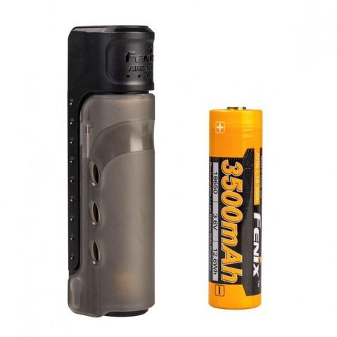 Набор зарядное устройство+аккумулятор на 18650 Fenix 3500U mAh Fenix ARE-X11 NEW. Вид 1