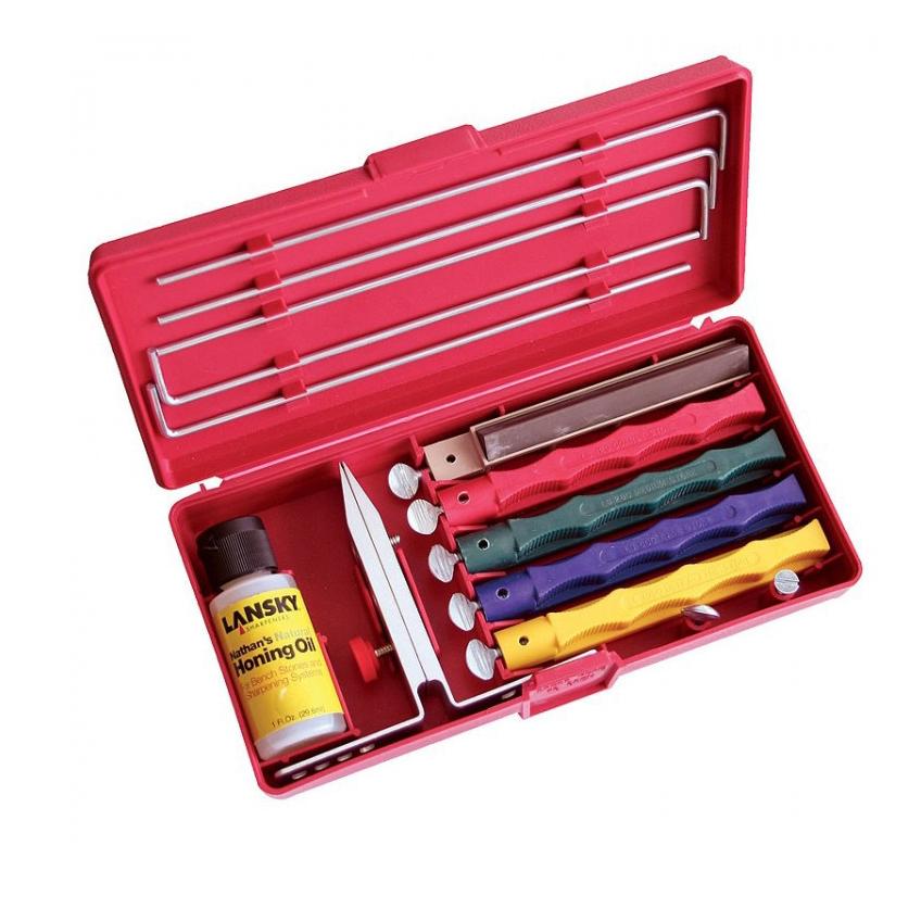 Набор для заточки ножей Professional, Lansky, H_LKCPR
