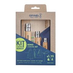 Набор 3-x складных ножей Opinel Outdoor cooking set