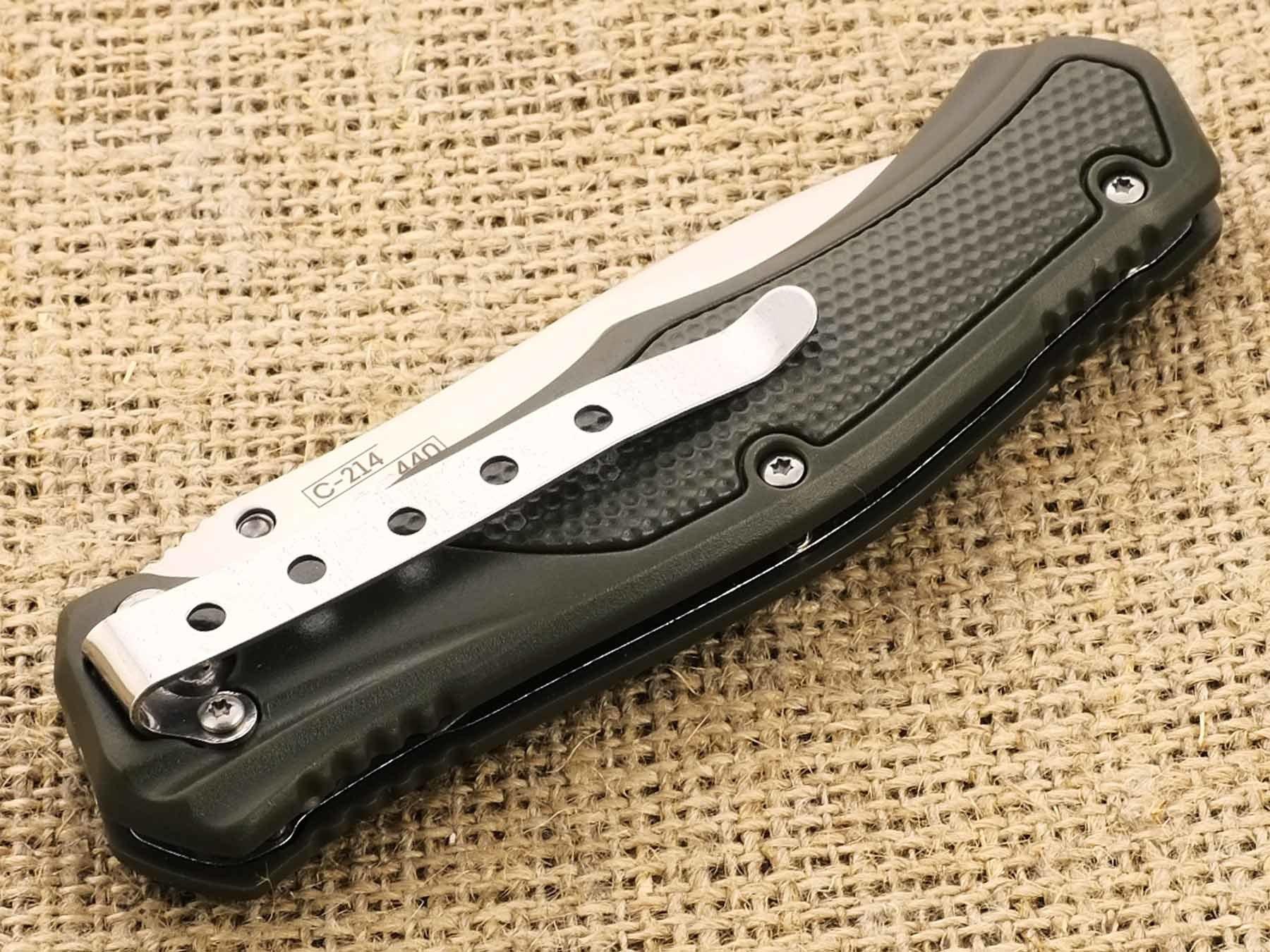 Нож складной Аванпост, сталь 440 от Ножемир