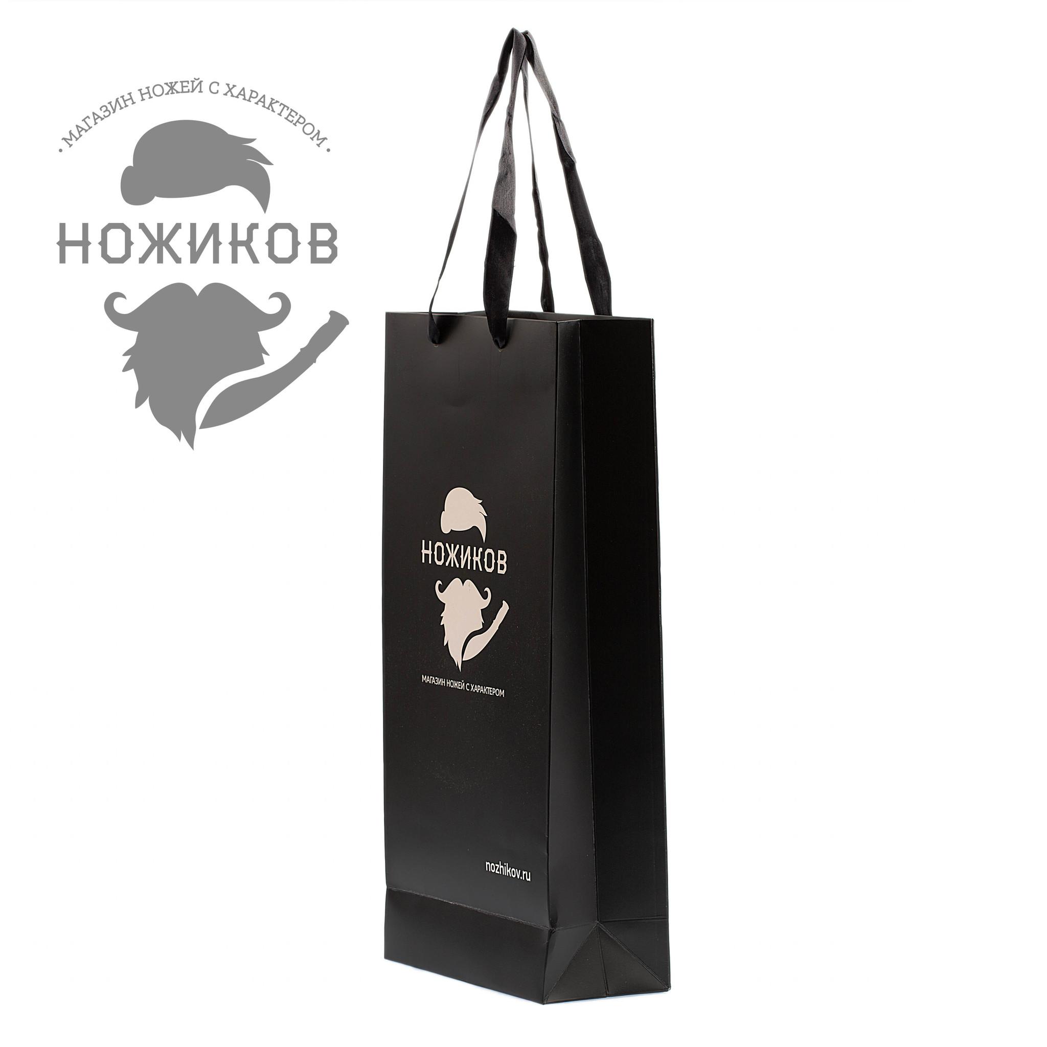 Фото 14 - Подарочный пакет, размеры 45х21х10 от Nozhikov