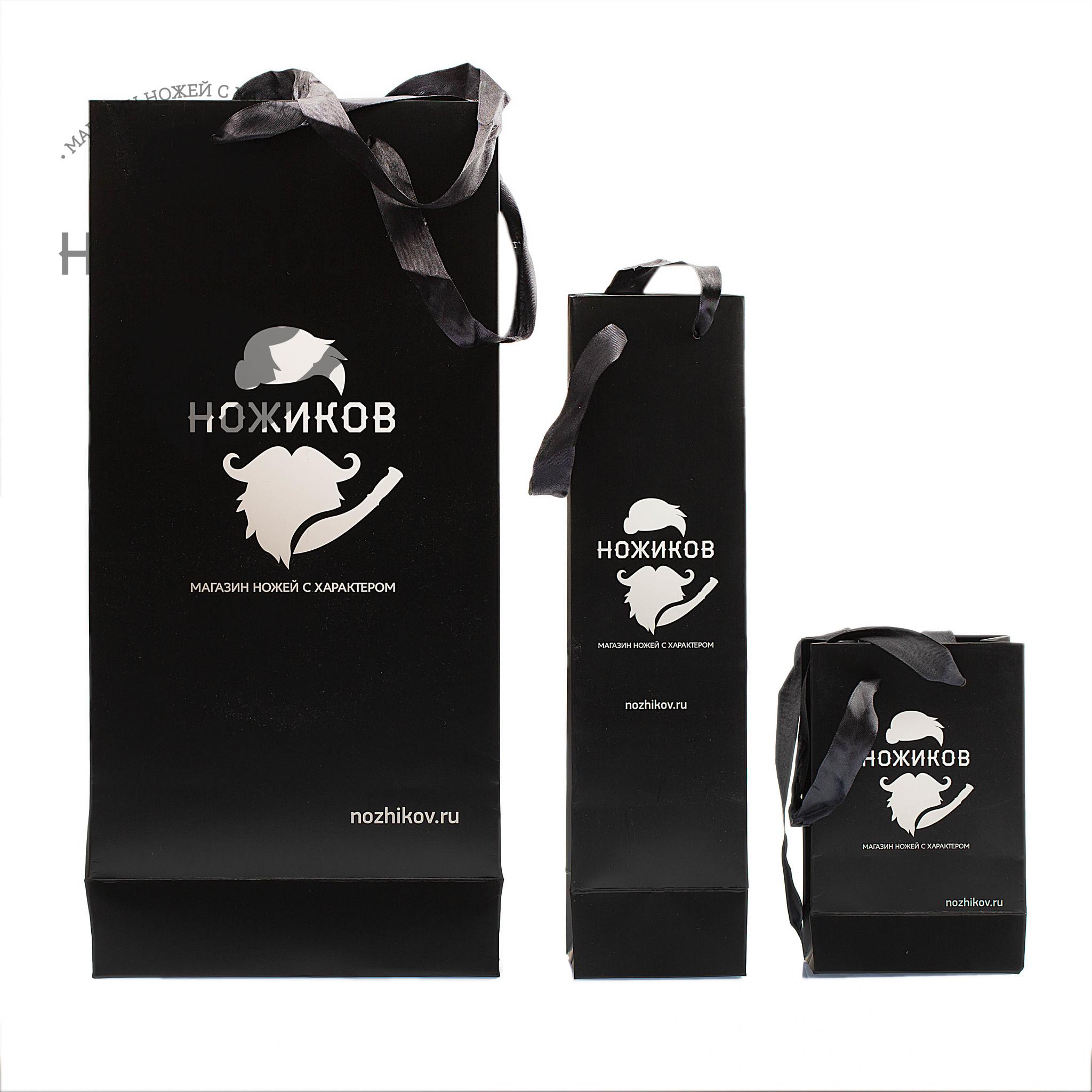 Фото 15 - Подарочный пакет, размеры 45х21х10 от Nozhikov