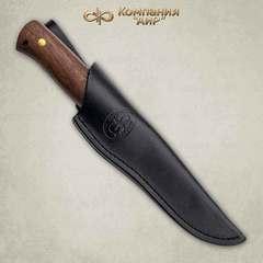 """Нож разделочный АиР """"Стриж"""" ЦМ, сталь М390, рукоять дерево, фото 4"""