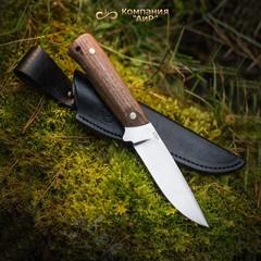 """Нож разделочный АиР """"Стриж"""" ЦМ, сталь М390, рукоять дерево, фото 5"""