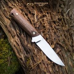 """Нож разделочный АиР """"Стриж"""" ЦМ, сталь М390, рукоять дерево, фото 6"""