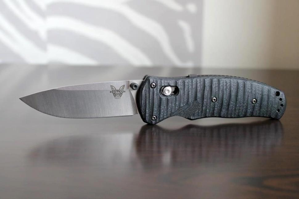 Фото 11 - Складной нож Benchmade 1000001 Volli, сталь CPM-S30V, рукоять G10