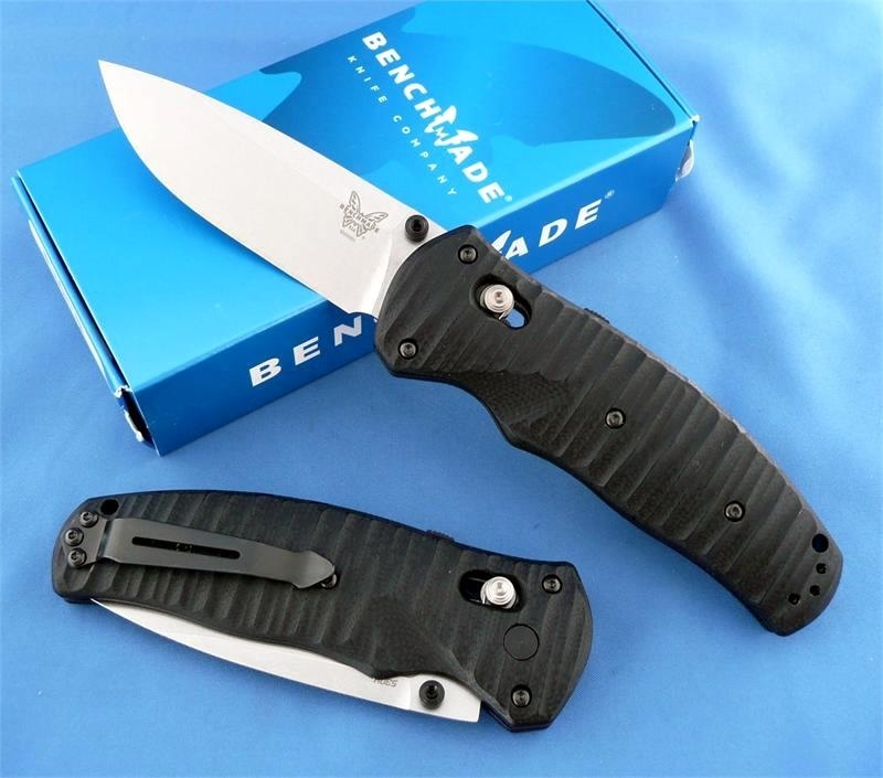 Фото 13 - Складной нож Benchmade 1000001 Volli, сталь CPM-S30V, рукоять G10