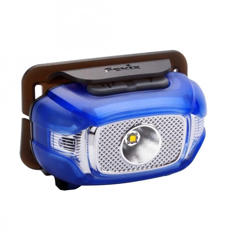Налобный фонарь Fenix HL15 Cree XP-G2 R5 Neutral White, синий фонарь fenix ld02 xp e2