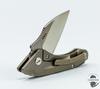 Складной нож Bestech IMP BT1710A, сталь CPM-S35VN, рукоять титан - Nozhikov.ru