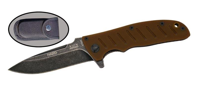 Складной нож Hard от Viking Nordway