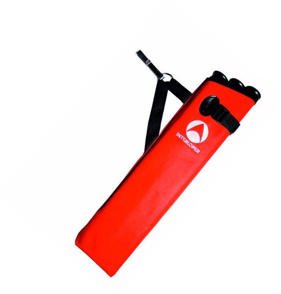 Колчан поясной Basic Centershot (красный) SQR1107