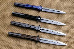 Складной нож NOC Thunderfury 2 Черный, сталь D2