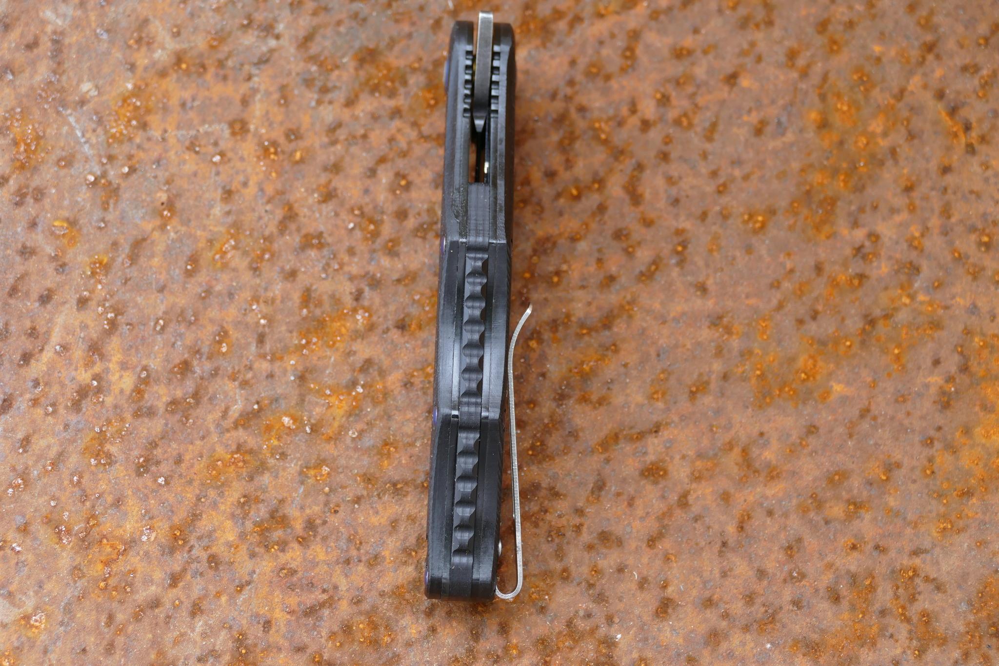 Фото 10 - Нож  Рейв 2 от Reptilian