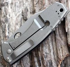 Нож складной Vox F3 G-10 - Boker Plus 01BO336, сталь Crucible CPM® S35VN™, рукоять стеклотекстолит G10/титан, фото 14