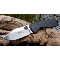 Нож складной Vox F3 G-10 - Boker Plus 01BO336, сталь Crucible CPM® S35VN™, рукоять стеклотекстолит G10/титан, фото 17