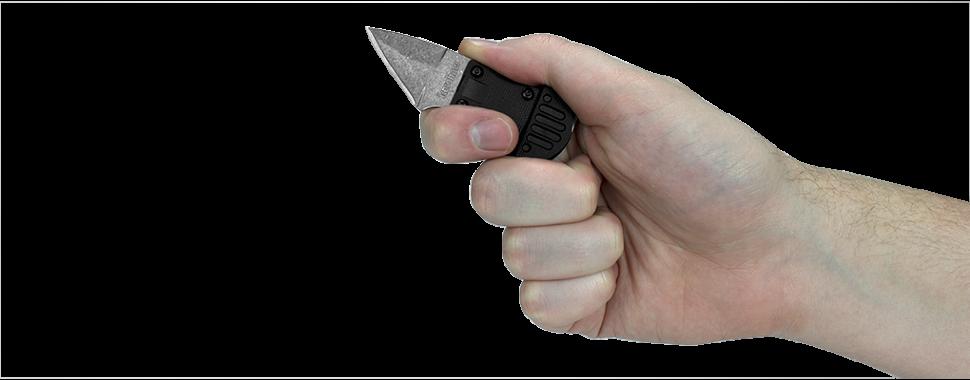 Фото 4 - Нож Kershaw AM-6 K2345, сталь 8Cr13MoV, рукоять термопластик