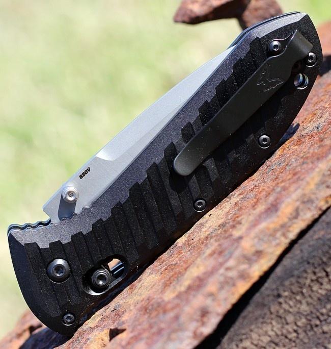 Фото 5 - Складной нож Benchmade 570 Presidio II, сталь CPM-S30V, рукоять алюминий