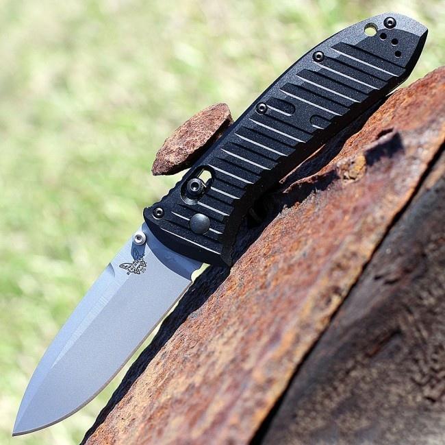Фото 8 - Складной нож Benchmade 570 Presidio II, сталь CPM-S30V, рукоять алюминий