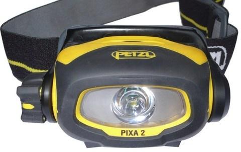 Фонарь светодиодный налобный Petzl Pixa 2, 80 лм. Вид 2