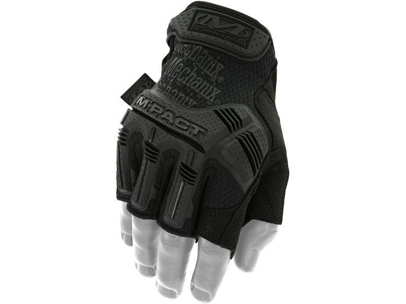 Перчатки MW M-Pact Fingerless Covert, без пальцев от Mechanix Wear