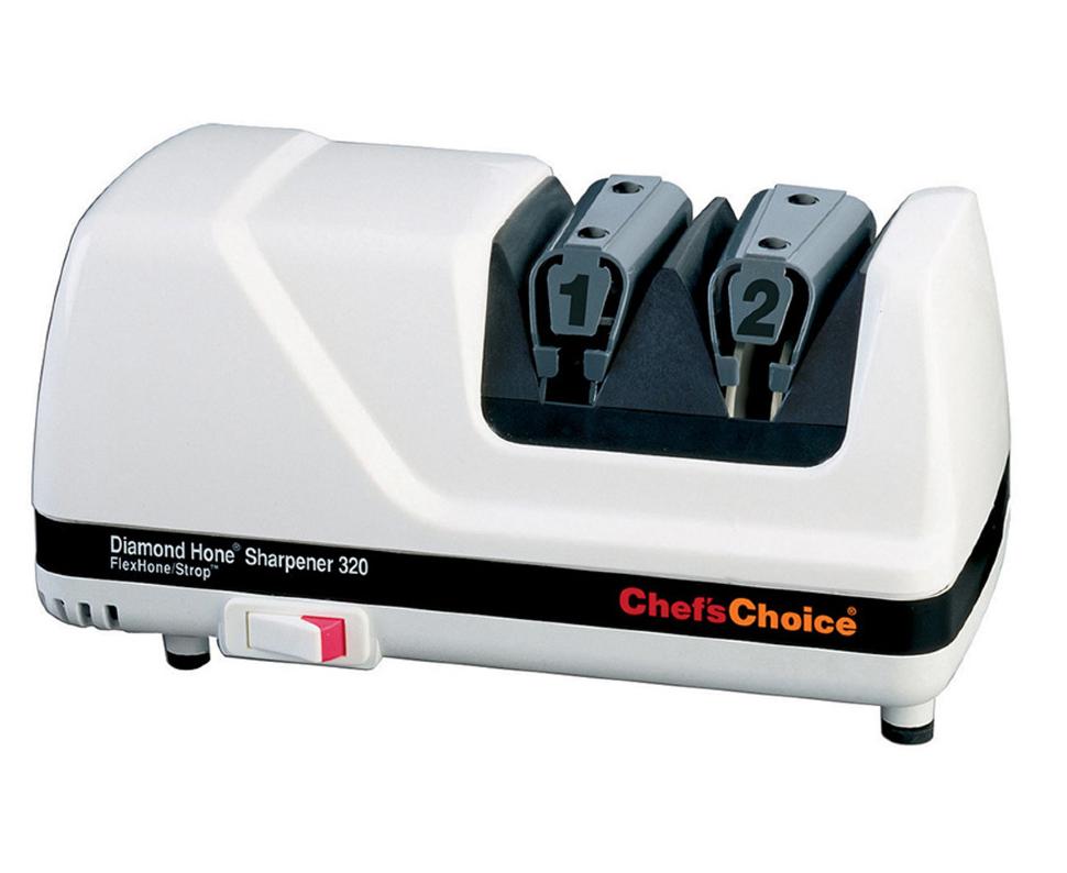 Фото - Электрический точильный станок Chef'sChoice CH/320 кухонные ножи