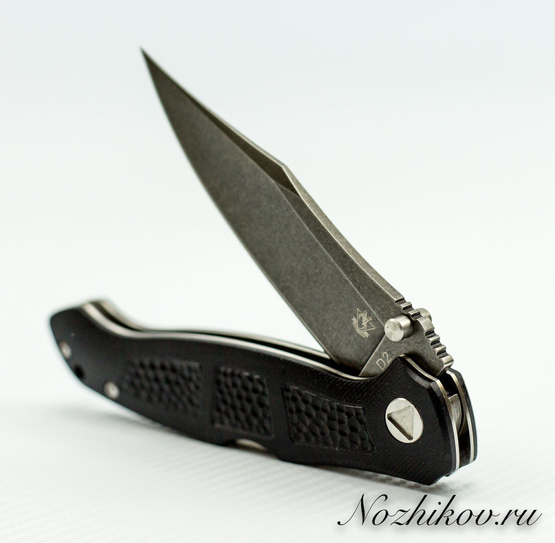 Фото 13 - Складной нож Брат 4, D2 от Steelclaw