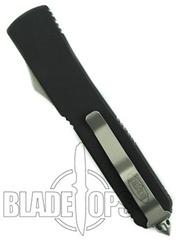 Автоматический выкидной нож Ultratech Tanto Black Standard 8.7 см., фото 2