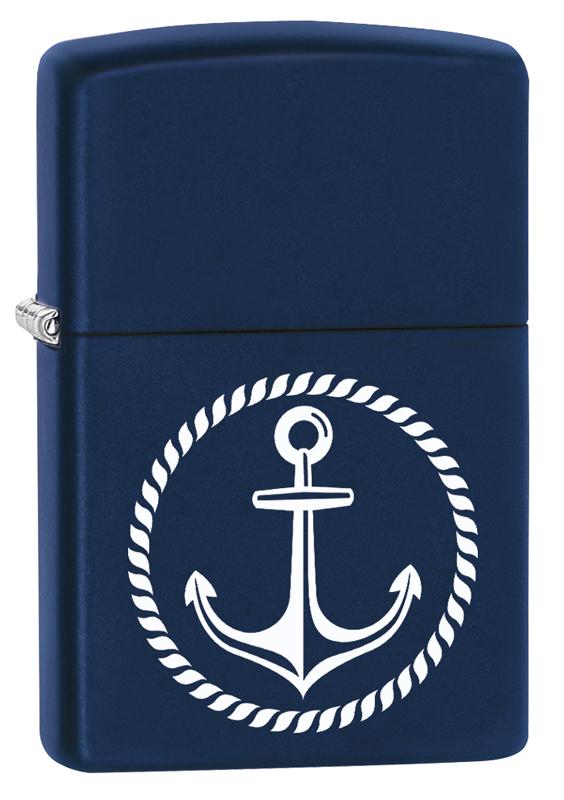 Зажигалка ZIPPO Navy Matte зажигалка zippo navy matte