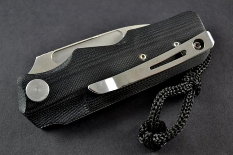 Фото 5 - Складной нож Liong Mah Design #6 от CRKT