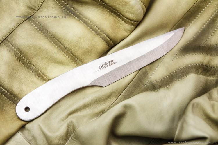 Фото 8 - Метательный нож Осетр, Kizlyar Supreme