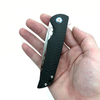 Складной нож CH3510 полированный , сталь VG-10 - Nozhikov.ru