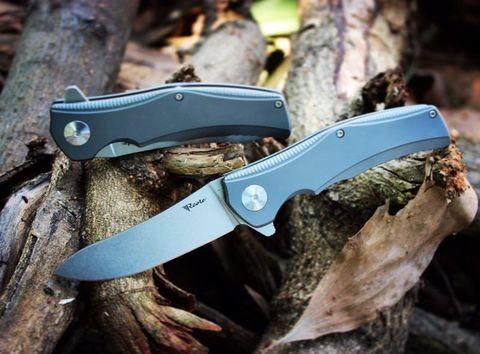 Складной нож Reate Hills  , сталь S35VN. Вид 6