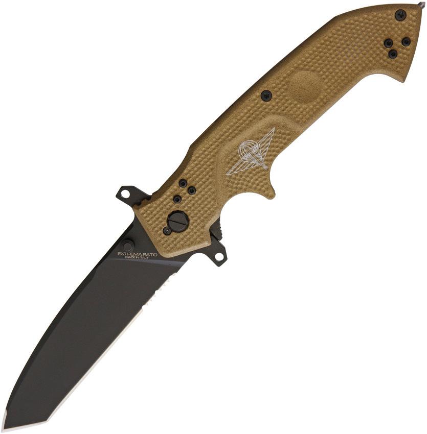Складной нож Extrema Ratio Glauca J1, сталь Bhler N690, рукоять алюминий
