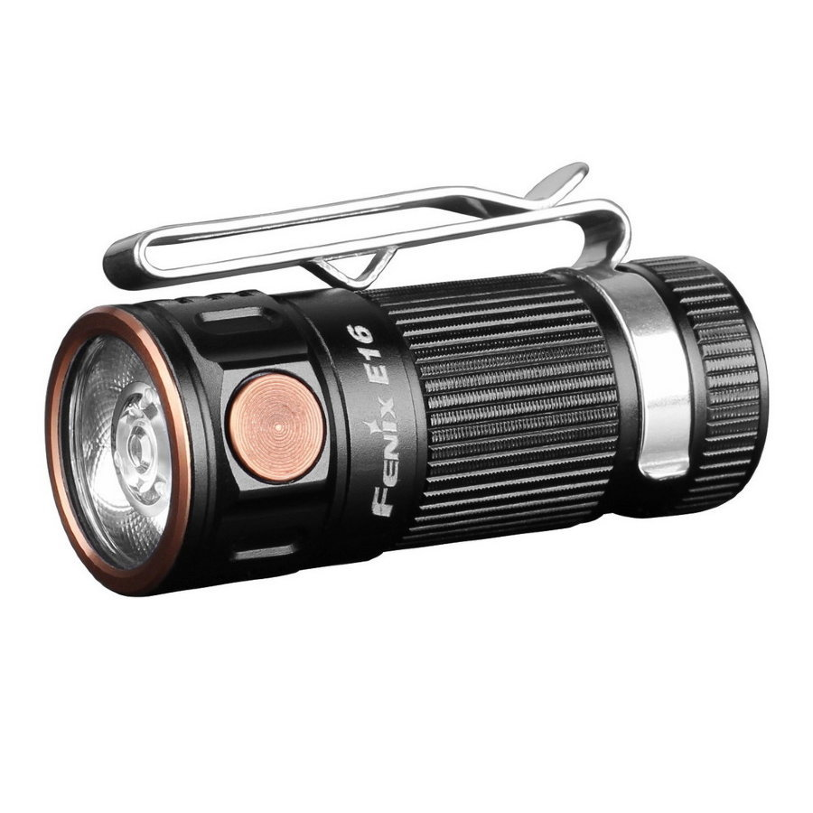 Фонарь Fenix E16 Cree XP-L HI neutral white фонарь fenix e16 cree xp l hi