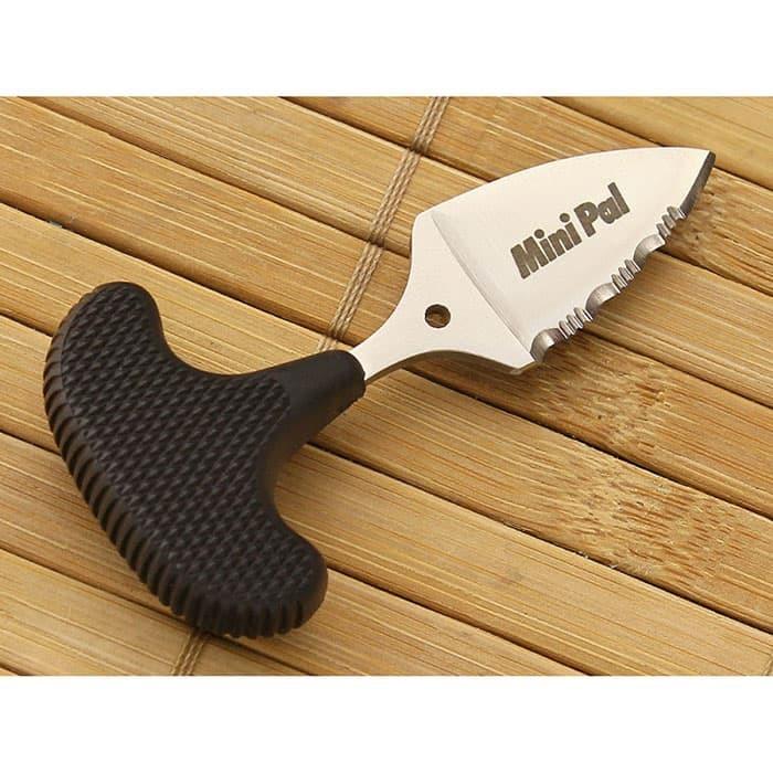Фото 5 - Нож Cold Steel Mini Pal 43NSK, сталь AUS-8A, рукоять резина