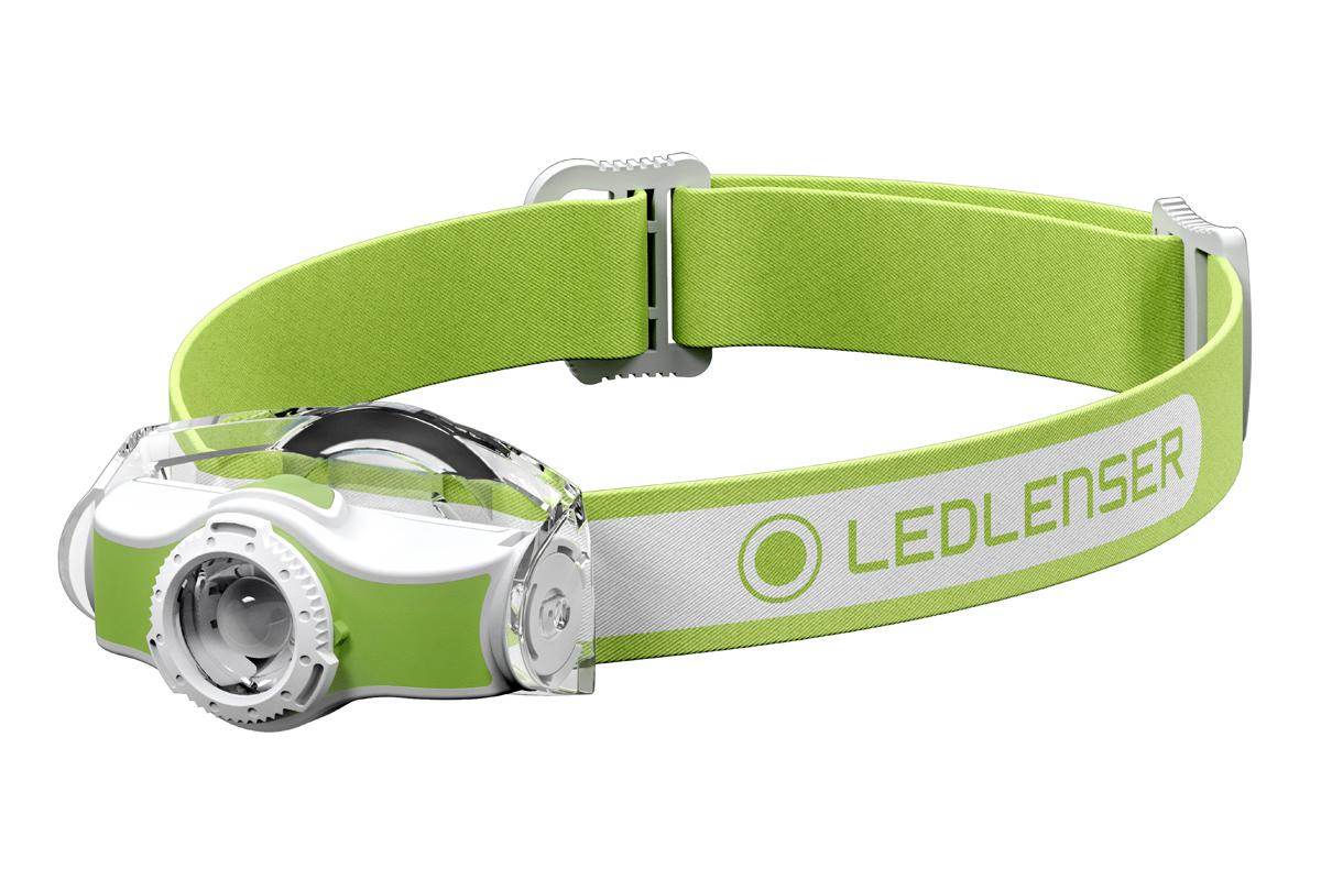 Фонарь светодиодный налобный LED Lenser MH5, 400 лм., аккумулятор фонарь светодиодный налобный led lenser neo4 синий 240 лм 3 ааа