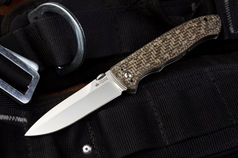 Складной нож Vega 440C - Nozhikov.ru