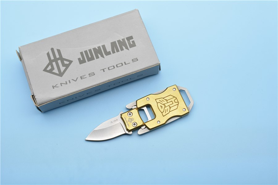 Фото 15 - Шейный нож Prime Gold от Noname