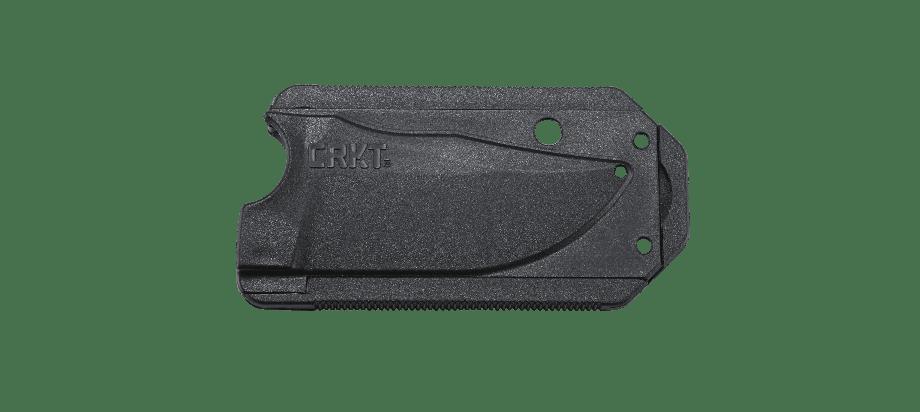 Фото 12 - Нож с фиксированным клинком CRKT Civet™ Bowie, сталь 8Cr13MoV, рукоять Термопластик GRN