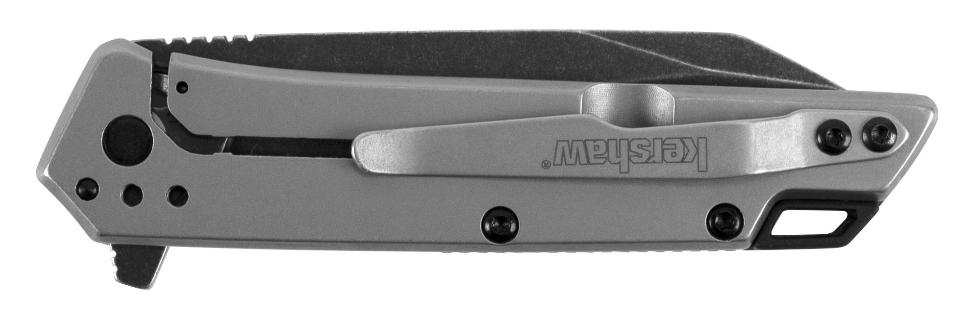 Фото 2 - Складной нож Misdirect KERSHAW 1365, лезвие сталь 4Cr13, рукоять сталь 410