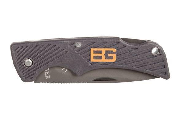 Фото 6 - Нож складной Gerber Bear Grylls Compact Scout, сталь 7Cr17MoV, рукоять полиамид от BearGrylls