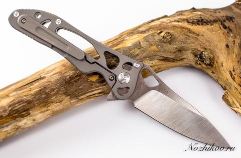 Ножи из порошковых сталей