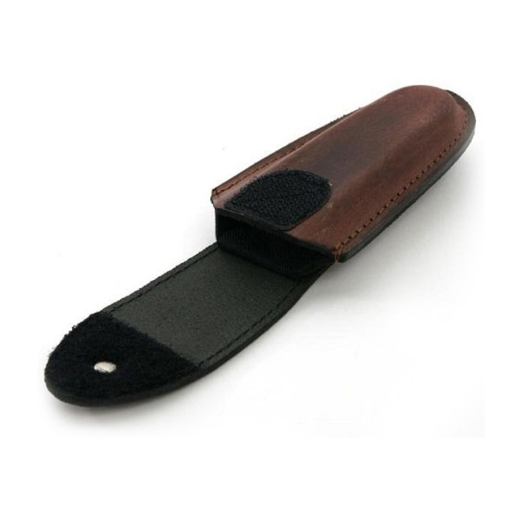 Фото 6 - Чехол для ножа Victorinox Leather Belt Pouch, коричневый