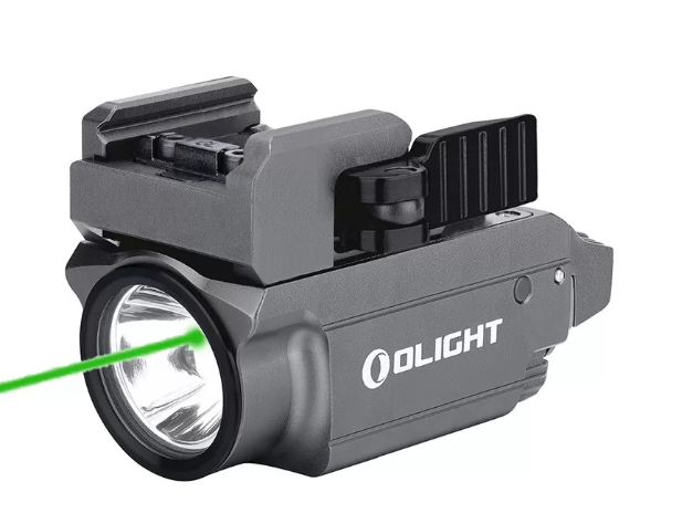 Фото - Фонарь Olight BALDR Mini Gunmetal Grey фонарь olight pl pro valkyrie